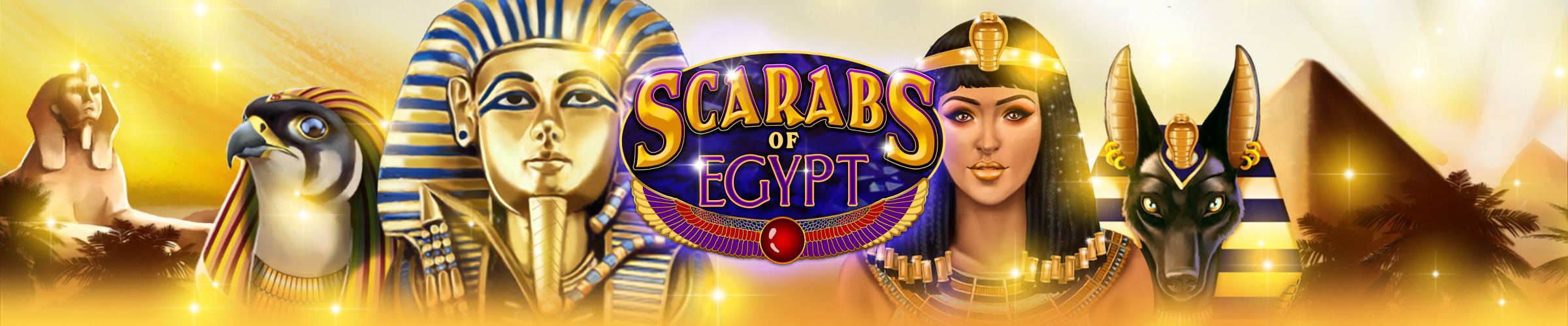 Scarabs of Egypt
